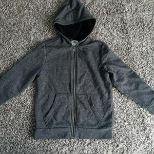 Old Navy boy jacket size M(8) grey